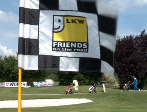 """LKW – Friends on the Road"" Golfturnier"