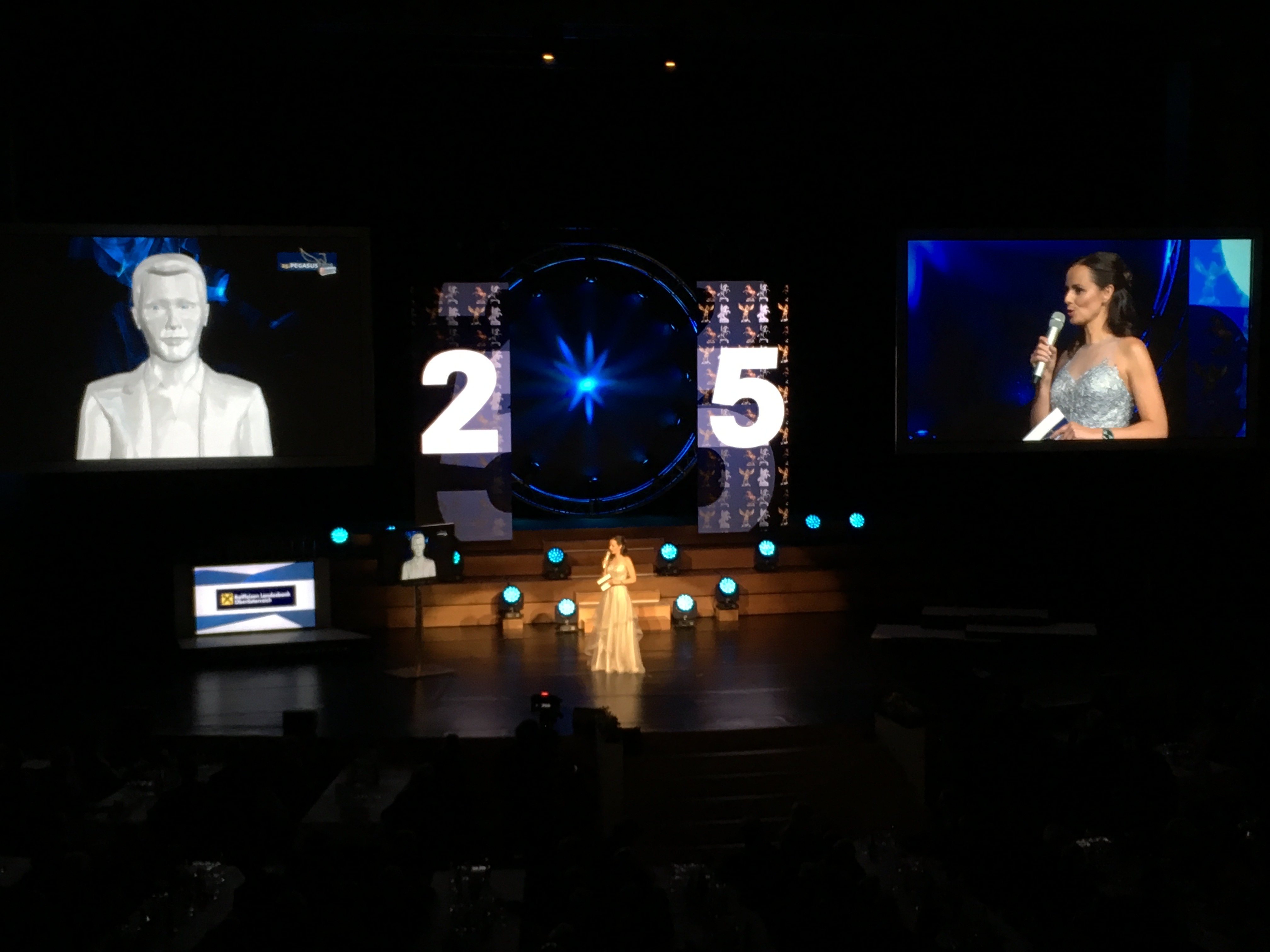 Pegasus Gala 2005 – 2018
