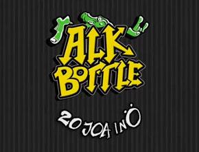 Alkbottle – 20 Joa in Ö