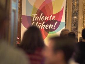 Bildungsmesse Talente Blühen